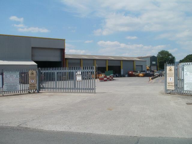 Llangadog Recycling centre