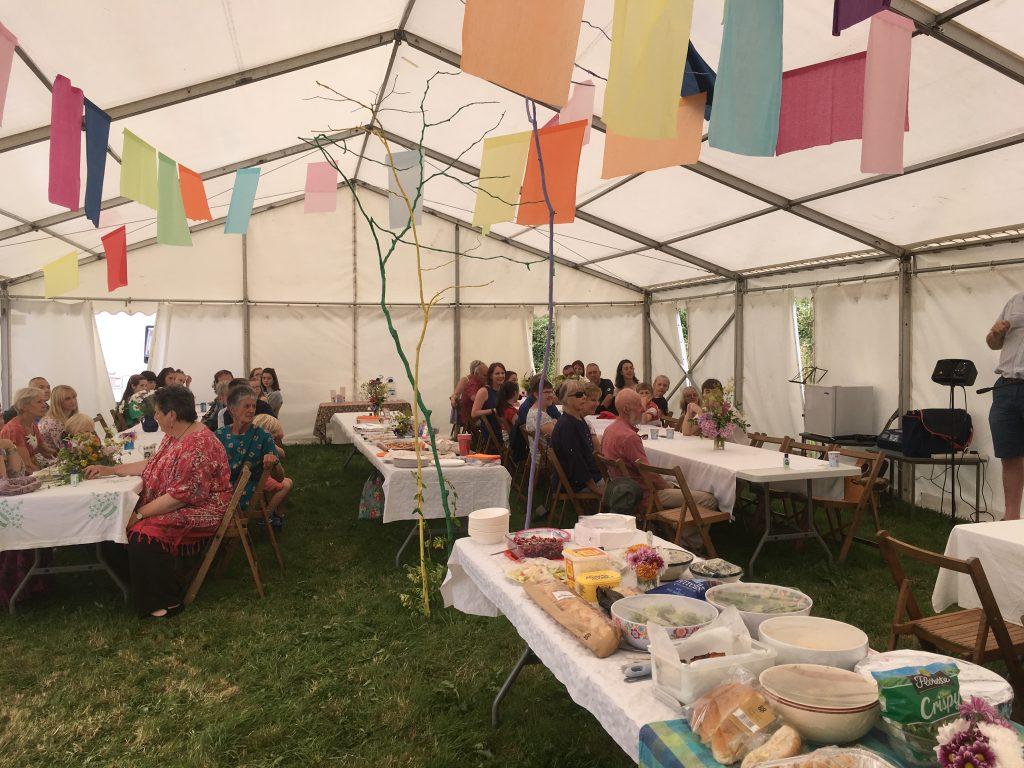 Llansadwrn Big Lunch 2017 (3)
