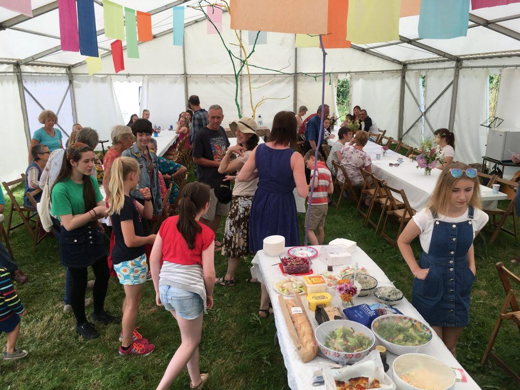 Llansadwrn Big Lunch 2017 (4)
