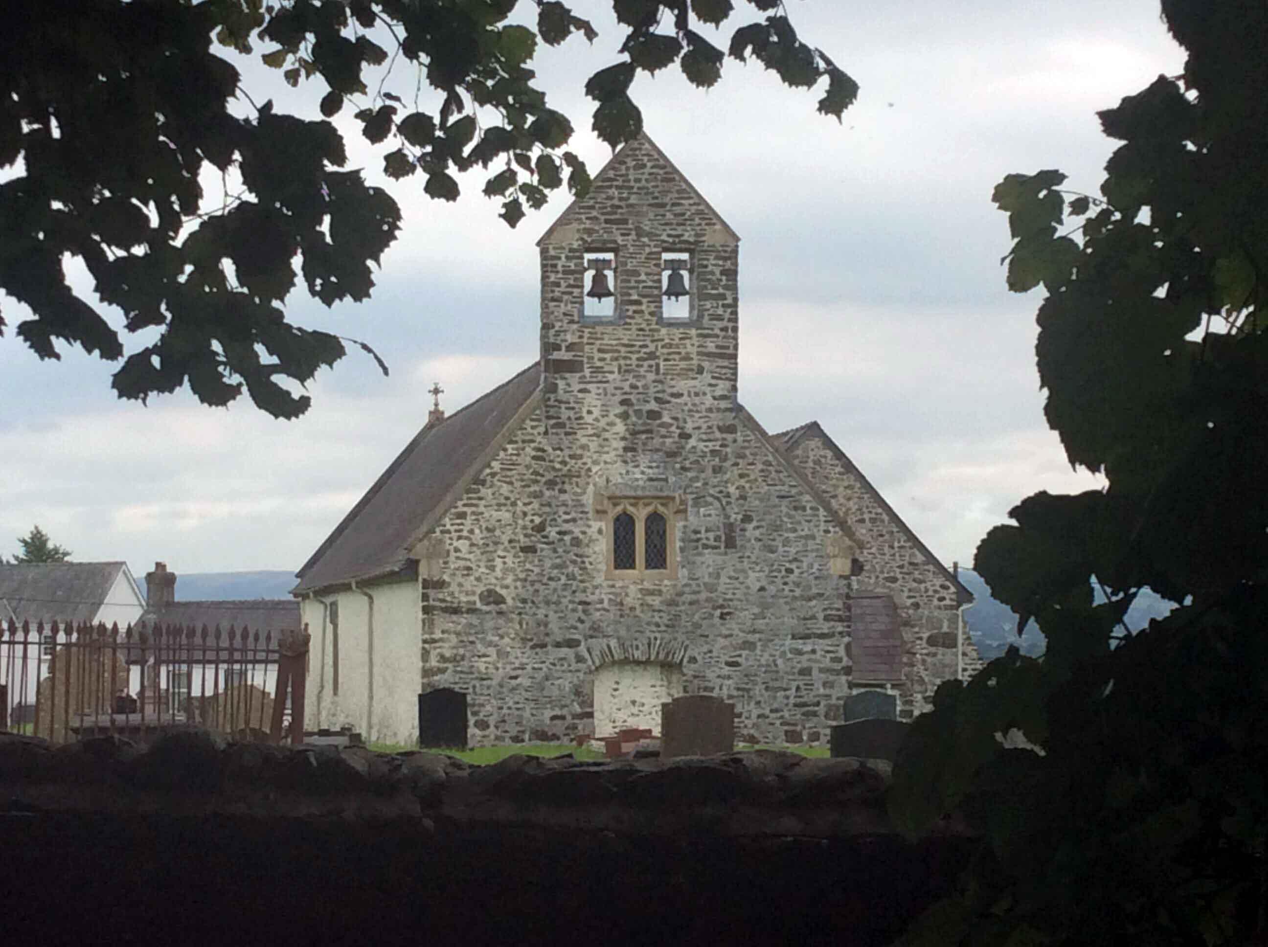 Llansadwrn-Church-by-Pat-Rowlands