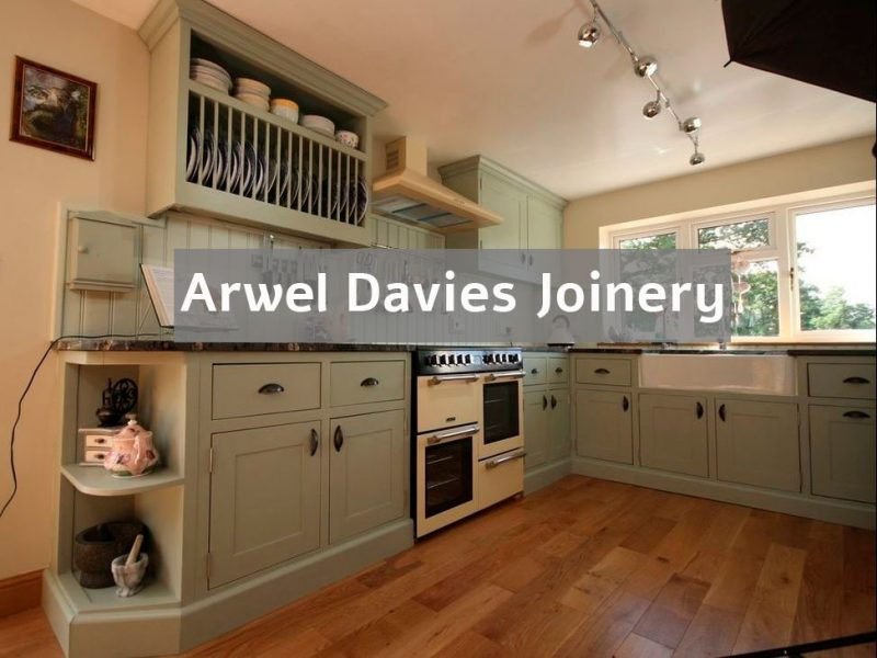 Arwel Davies joinery carpentry kitchens