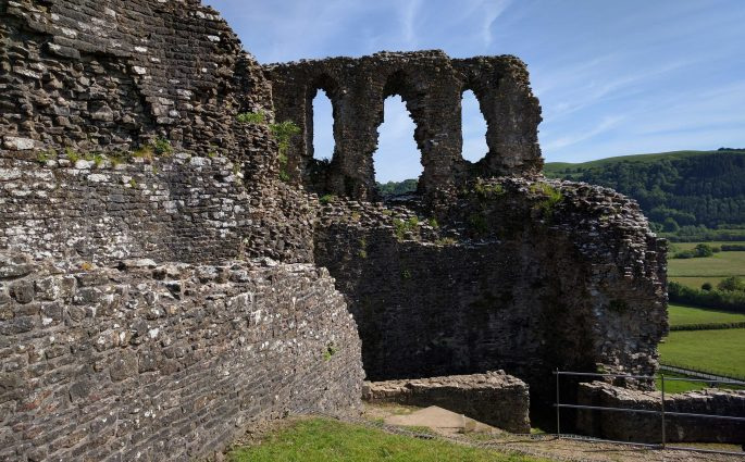 Dryslwyn Castle Dryslwyn
