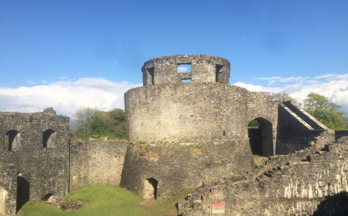 Dinefwr castle Llandeilo