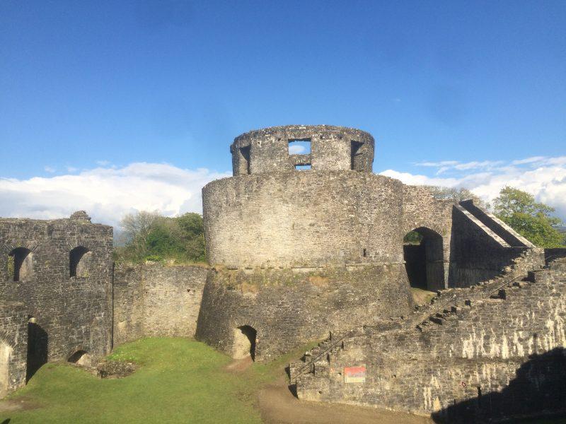 Dinefwr Castle, Llandeilo