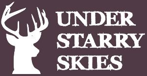 Under starry skies logo