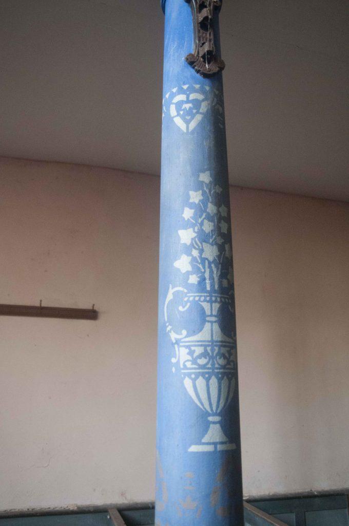 Close-up-of-pillar-detail-Libanus-Chapel-Llansadwrn