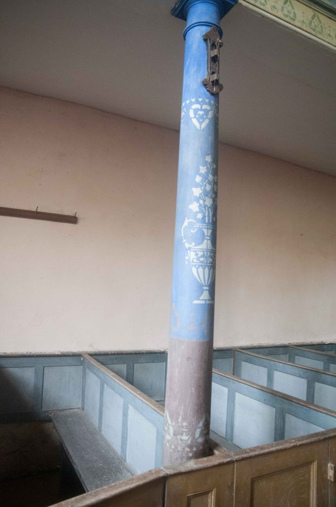 Full-pillar-Libanus-Chapel-Llansadwrn