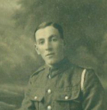 Benjamin Trevor Davies, Gunner, 123915,Royal Garrison Artillery - The Great War, 1914-1918