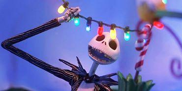 Nightmare before Christmas Sinema Sadwrn