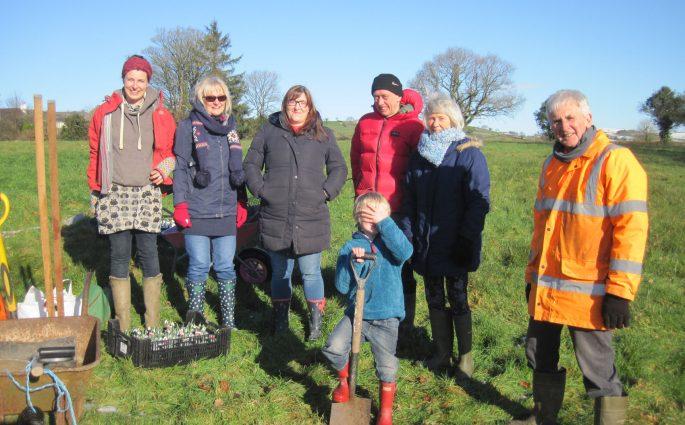 llansadwrn-gardeners-Feb-2019-planting