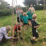 Gardd Gymunedol Llansadwrn Community Garden