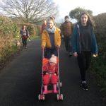 Round the village walk