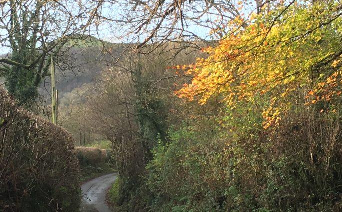 Llansadwrn - not far from Troedyrhiwgadair